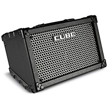 Open Box Roland CUBE Street Battery Powered Stereo Guitar Combo Amp