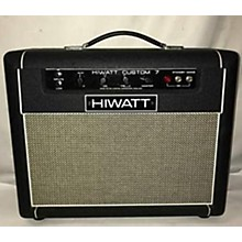 Hiwatt CUSTOM 7 Tube Guitar Combo Amp