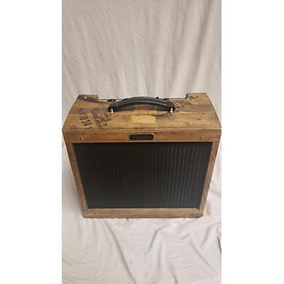 Fender CUSTOM SHOP BLUE JUNIOR Distiller Tube Guitar Combo Amp