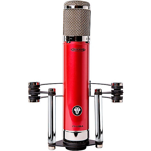 Avantone CV-12-BLA Multi-Pattern Large Capsule Tube Condenser Microphone
