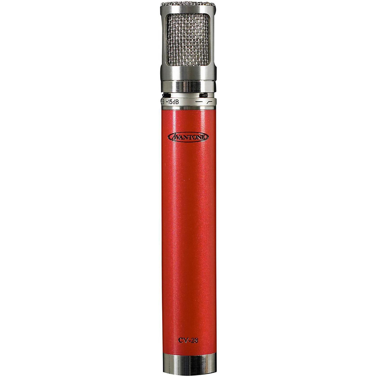 Avantone CV-28 Small-Capsule Tube Condenser Microphone