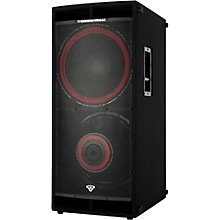 "Open Box Cerwin-Vega CVi-218S 18"" Passive Portable PA Speakers"