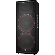 "Open Box Cerwin-Vega CVi-252 15"" Passive Portable PA Speakers"