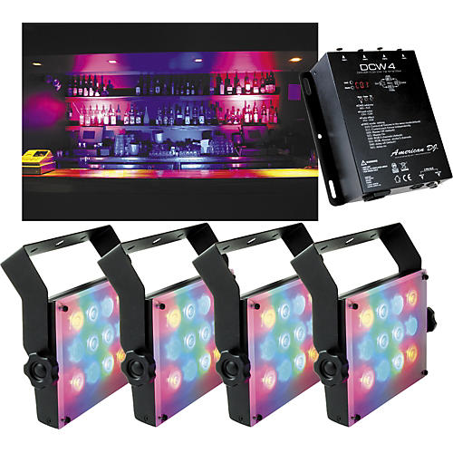 American DJ CW-12 LED Colorwash System