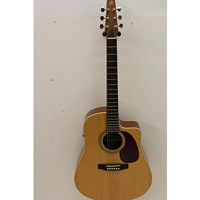 Seagull CW Maho HG Acoustic Electric Guitar