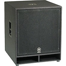 Open Box Yamaha CW118V 18 In. Club Concert Series Subwoofer Speaker