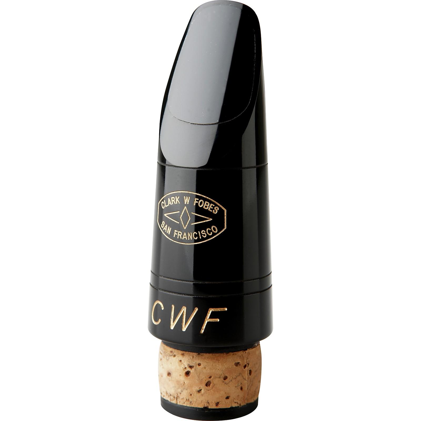 Clark W Fobes CWF Clarinet Mouthpiece