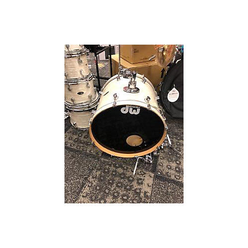 PDP by DW CX MAPLE Drum Kit Pearl White