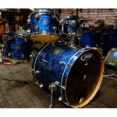 PDP by DW CX PACIFIC SHELL PACK Drum Kit
