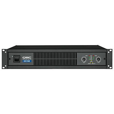 QSC CX1102 Stereo Power Amp