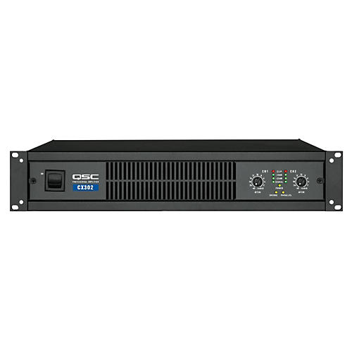 QSC CX302 100W Stereo Power Amp