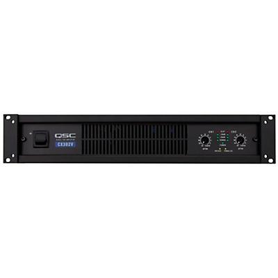 QSC CX302V Stereo 120V Power Amp