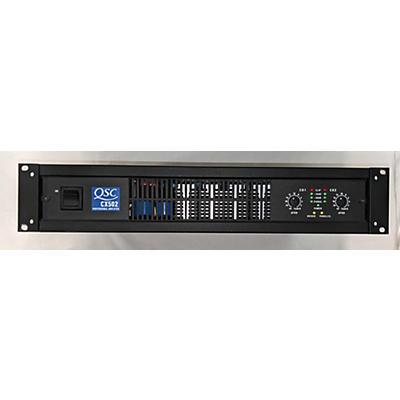 QSC CX502 Power Amp