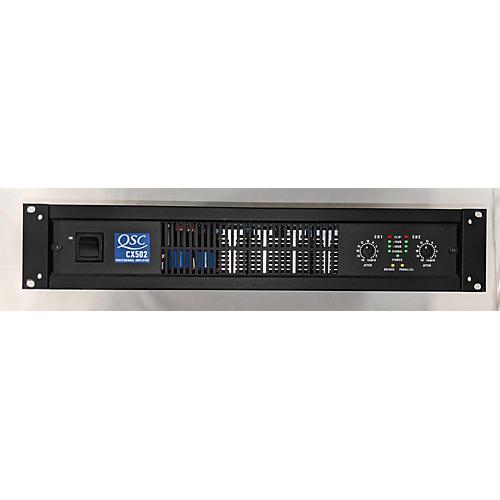CX502 Power Amp
