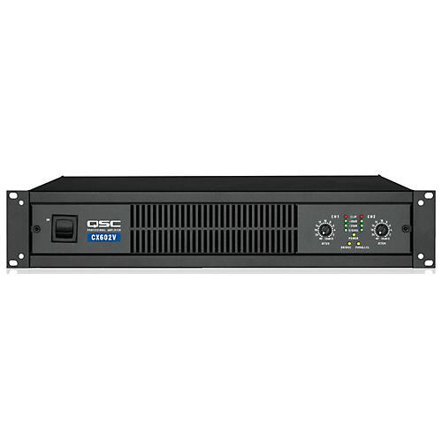 QSC CX602V Stereo Power Amp