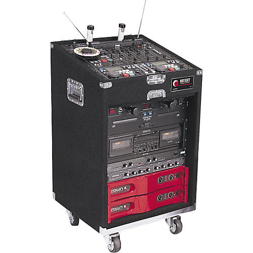Odyssey CXL112W Deluxe Combo Case with Wheels