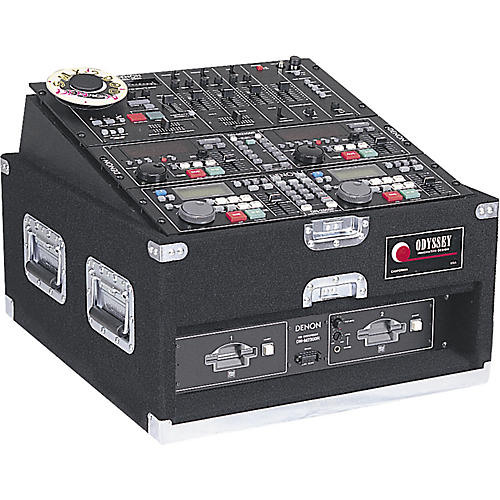 Odyssey CXP1102 Carpeted Pro Combo Case