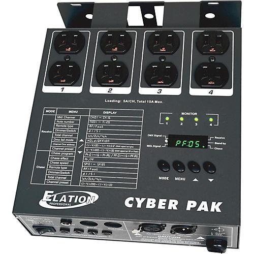 Elation CYBER PAK 4-Channel Dimmer