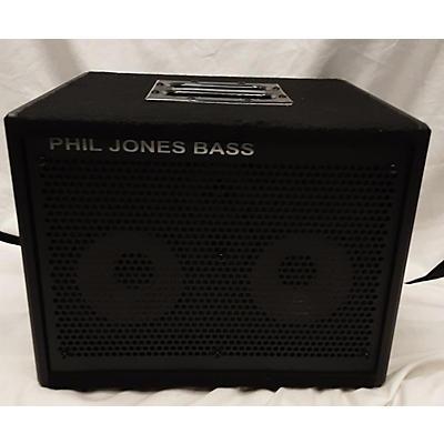 Phil Jones Bass Cab-27 Bass Cabinet