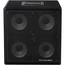 Open Box Phil Jones Bass Cab-47 300W 4x7 Bass Speaker Cabinet