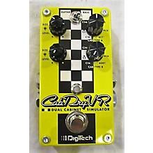 Digitech Cab Dry VR Pedal