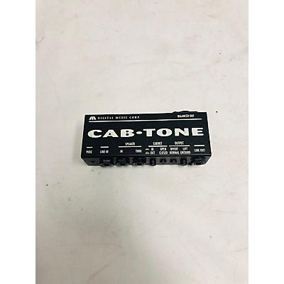 Digital Music Corp. Cab Tone Power Attenuator