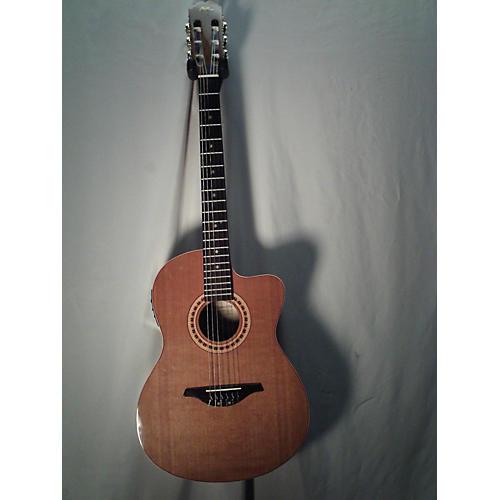 Manuel Rodriguez Caballero 10 Classical Acoustic Electric Guitar Natural