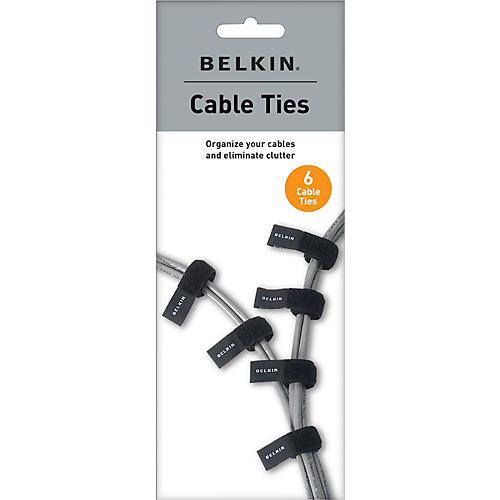Belkin Cable Ties 6-Pack