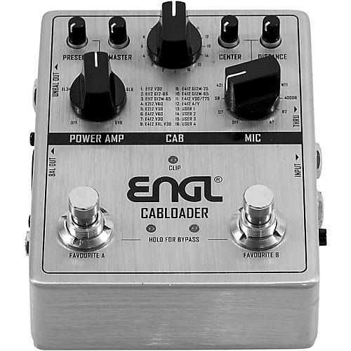 Engl Cabloader DI Box and IR Loader Silver