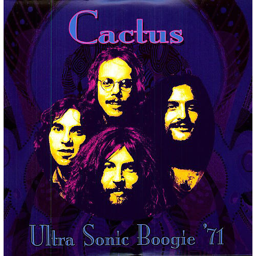 Alliance Cactus - Ultra Sonic Boogie 1971