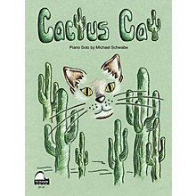 SCHAUM Cactus Cat Educational Piano Series Softcover