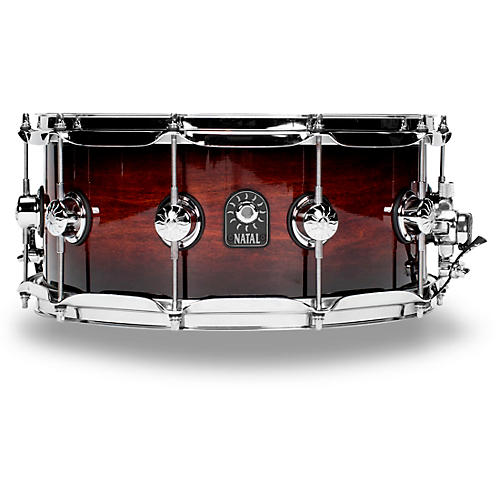 Natal Drums Cafe Racer Exotic Tulip Snare Drum