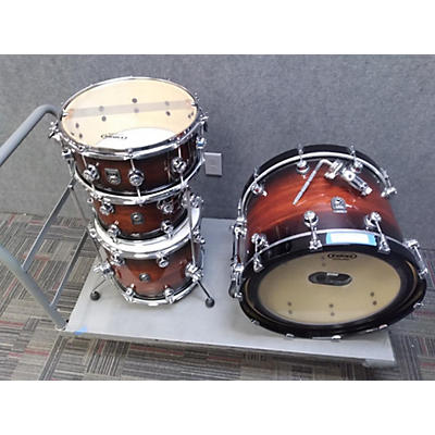 Natal Drums Cafe Racer Kit W/ 20 In Bass Drum Kit