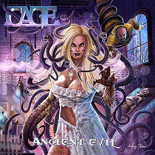Alliance Cage - Ancient Evil