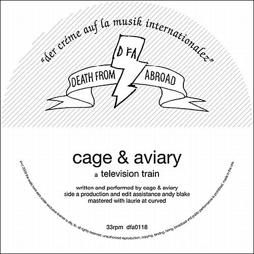 Alliance Cage & Aviary - Television Train
