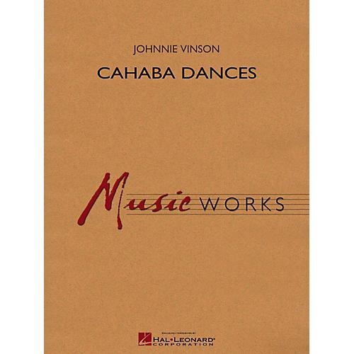 Hal Leonard Cahaba Dances Concert Band Level 4