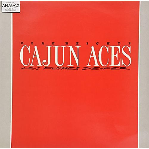 Alliance Cajun Aces - Les Flammes D'enfer