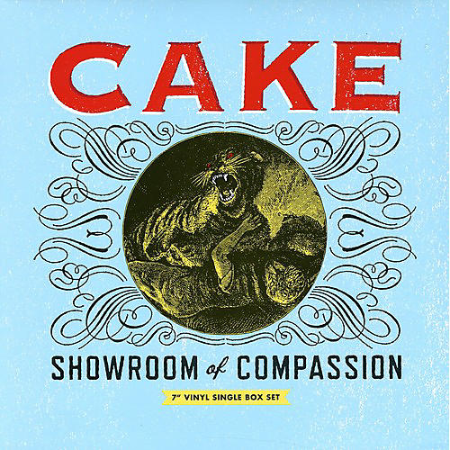 Alliance Cake - Showroom of Compassion