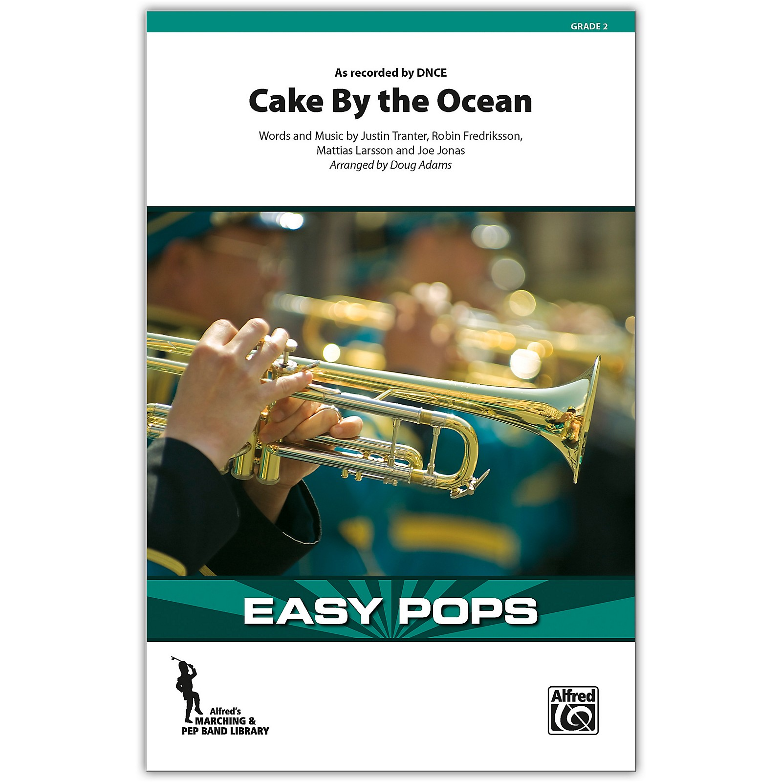 Alfred Cake by the Ocean Conductor Score 2 (Easy)