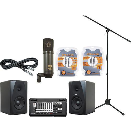 M-Audio Cakewalk V-Studio 20 and M-Audio CX5 Recording Package