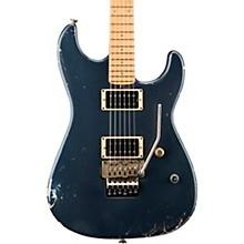 Cali Aged Electric Guitar Charcoal Metallic