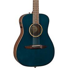 California Malibu Classic Acoustic-Electric Guitar Cosmic Turquoise