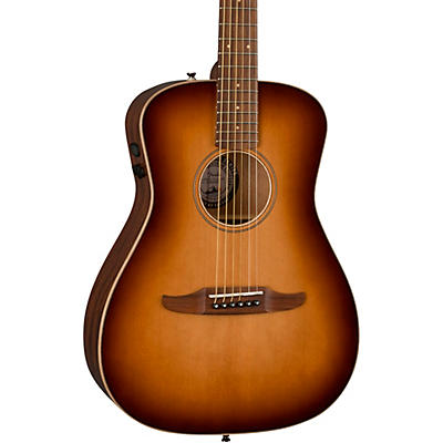 Fender California Malibu Classic Pau Ferro Fingerboard Acoustic-Electric Guitar