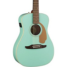 California Malibu Player Acoustic-Electric Guitar Aqua Splash