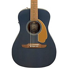 California Malibu Player Acoustic-Electric Guitar Midnight Satin