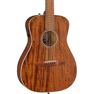 Fender California Malibu Special Pau Ferro Fingerboard Acoustic-Electric Guitar