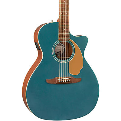 Fender California Newporter Player Acoustic-Electric Guitar