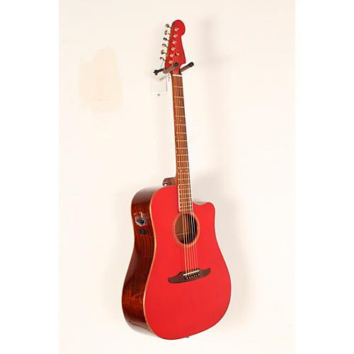 open box fender california redondo classic acoustic electric guitar musician 39 s friend. Black Bedroom Furniture Sets. Home Design Ideas