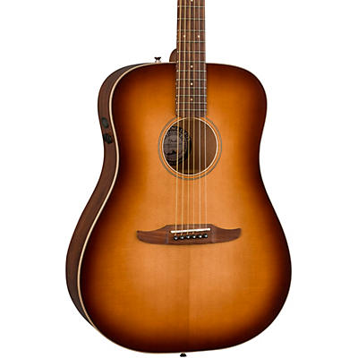 Fender California Redondo Classic Pau Ferro Fingerboard Acoustic-Electric Guitar