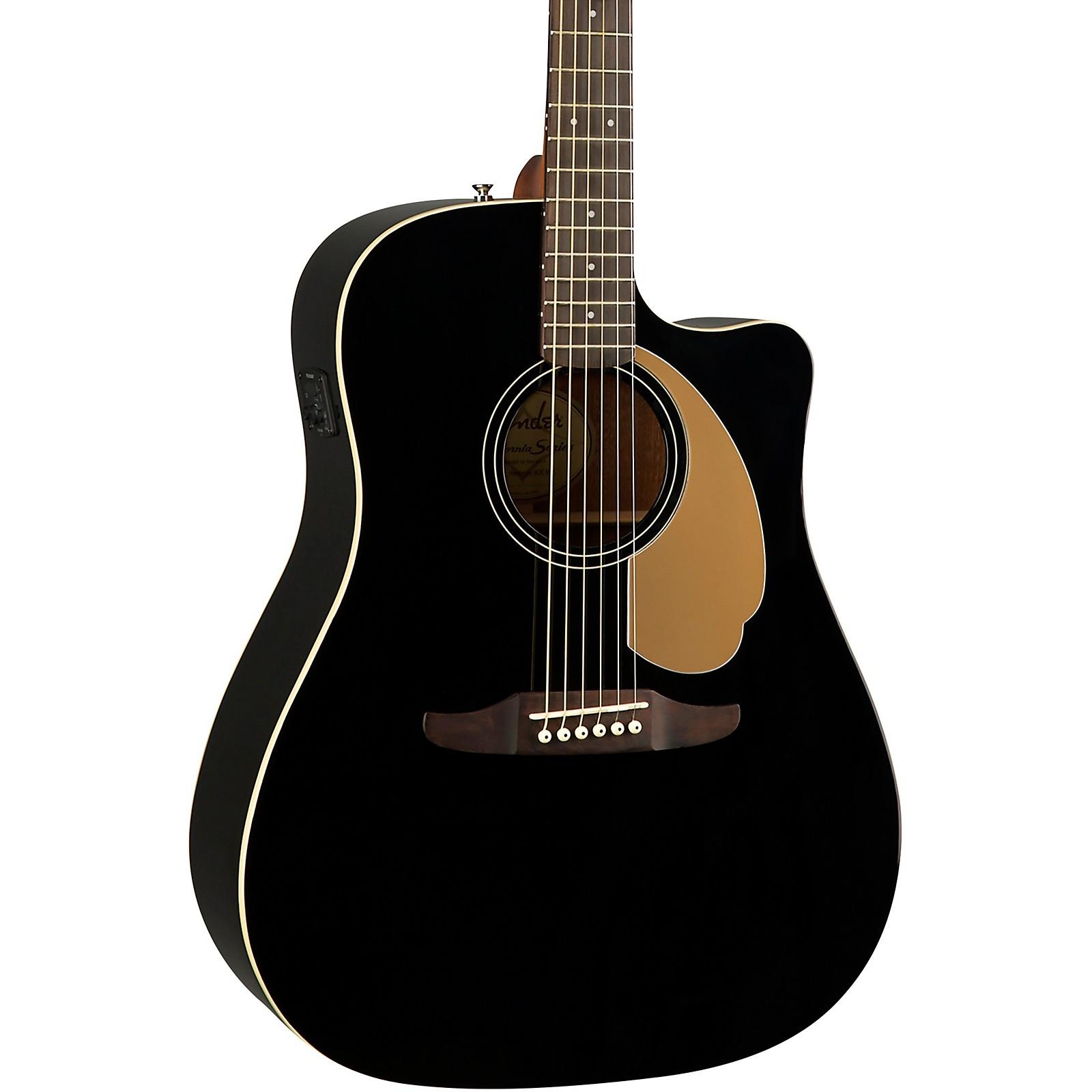 Fender California Redondo Player Acoustic-Electric Guitar